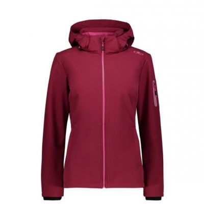 CMP Giacca Outdoor Donna in Softshell