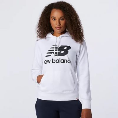 New Balance Essencial Pullover Hoodie W