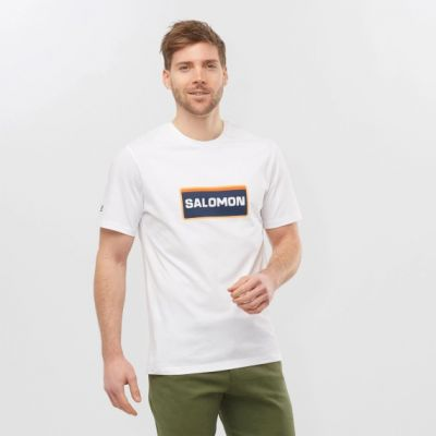 Salomon Outlife Graphic Heritage SS Tee