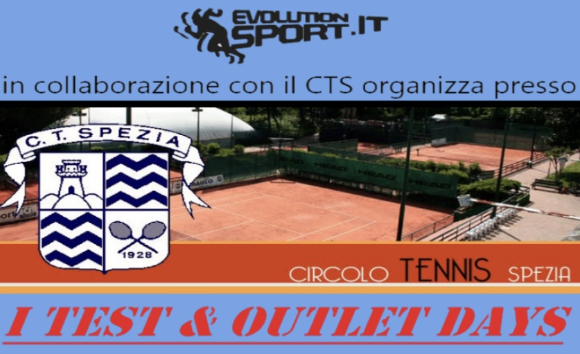 TEST & OUTLET DAYS